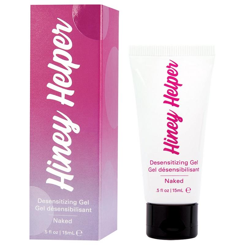 NEW JEL7001-00 Jelique Products 15 ml Hiney Helper Gel