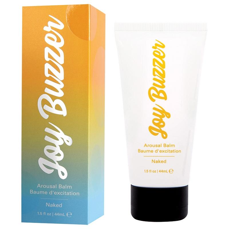 NEW JEL7003-01 Jelique Products 44 ml Joy Buzzer Arousal Balm Naked