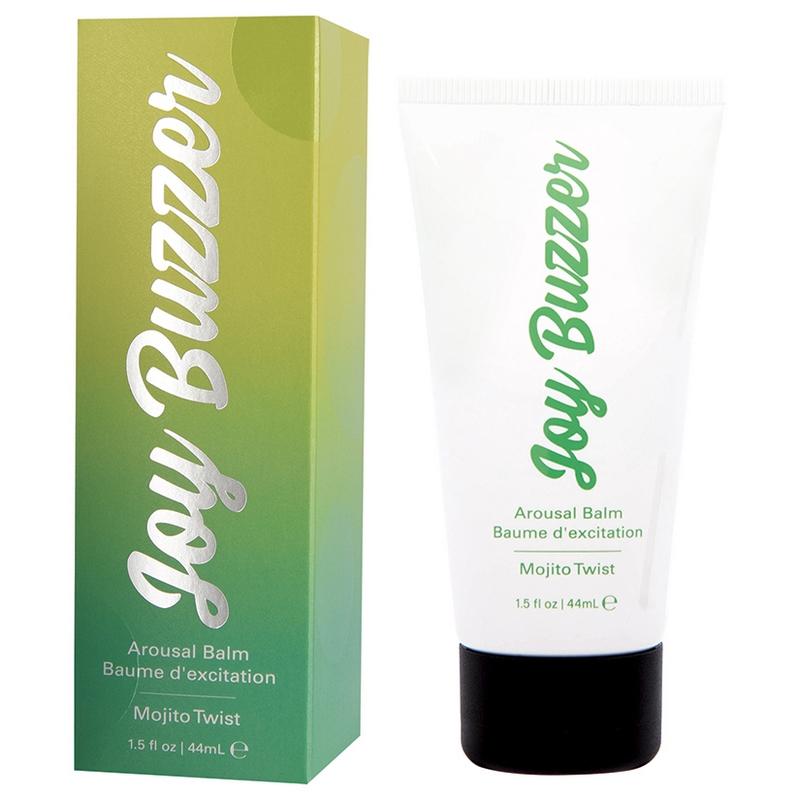 NEW JEL7004-01 Jelique Products 44 ml Joy Buzzer Arousal Balm Mojito Twist