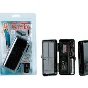 SE1100-10-2 California Exotics Compact Discretion Carbon Fiber SALE PRICED WHILE STOCK LASTS