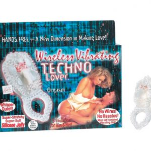 SE1819-00-3Wireless Vibrating Techno Lover – Orgasm SALE PRICED WHILE STOCK LASTS