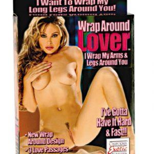 SE1920-01-3 California Exotics Wrap Around Lover Doll