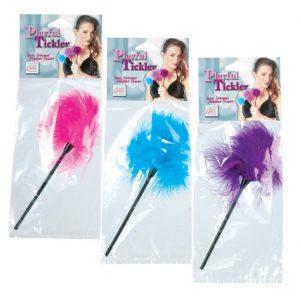 SE2642-00 CLPlayful Tickler – Assorted Colors