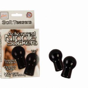 SE2644-03 BXAdvanced Nipple Suckers - Black