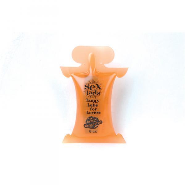 T1035769 Topco Sales 6 cc Pillow Pac Sex Tarts Tangy Tangerine