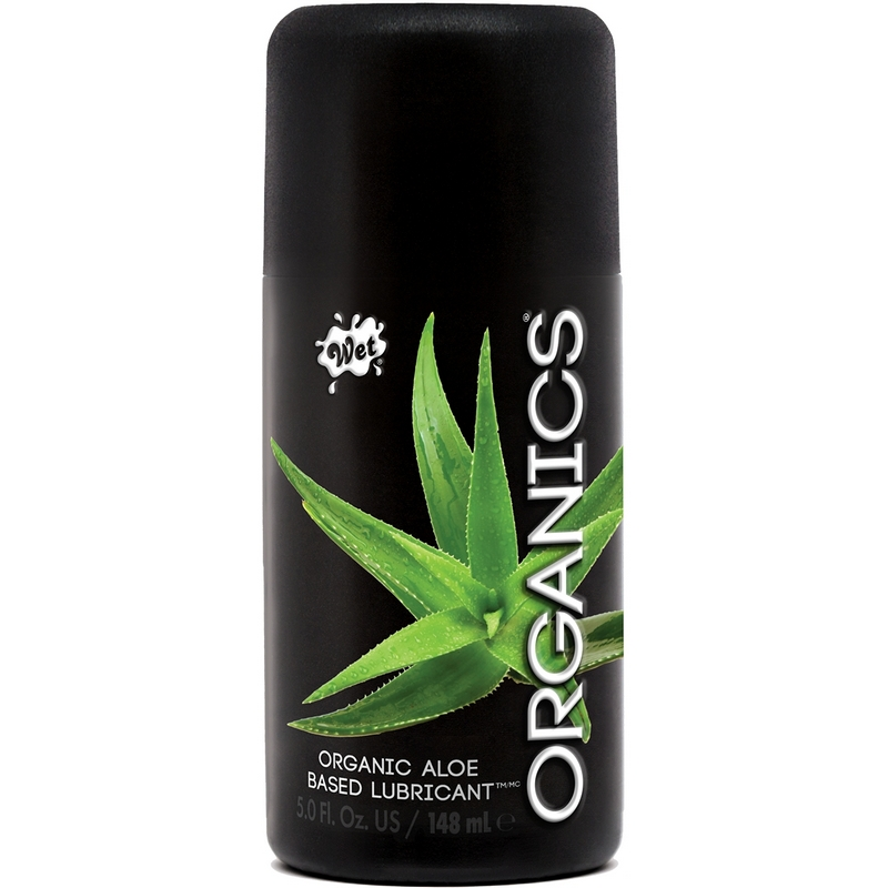 42206 Wet International 5 oz Wet Organics Lube