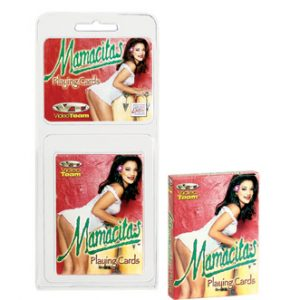 SE5102-00 CL Mamacitas Playing Cards – Each Deck SALE PRICED WHILE STOCK LASTS