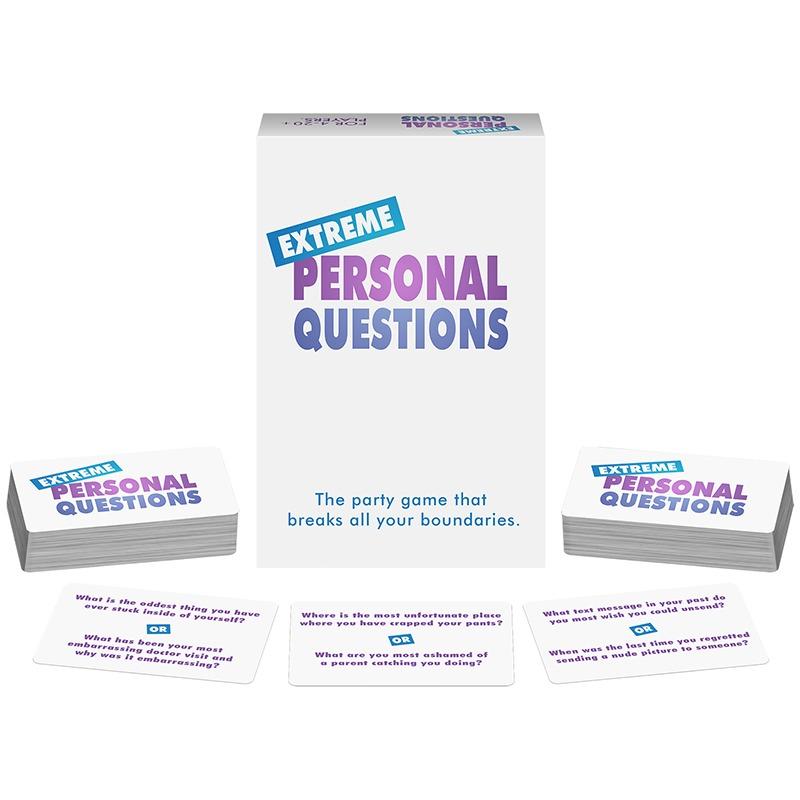 BGA25 Kheper Games Extreme Personal Questions