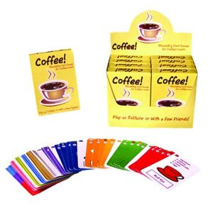 BGC31 Kheper Games Coffee! Card Game SALE PRICEDWHILE STOCK LASTS