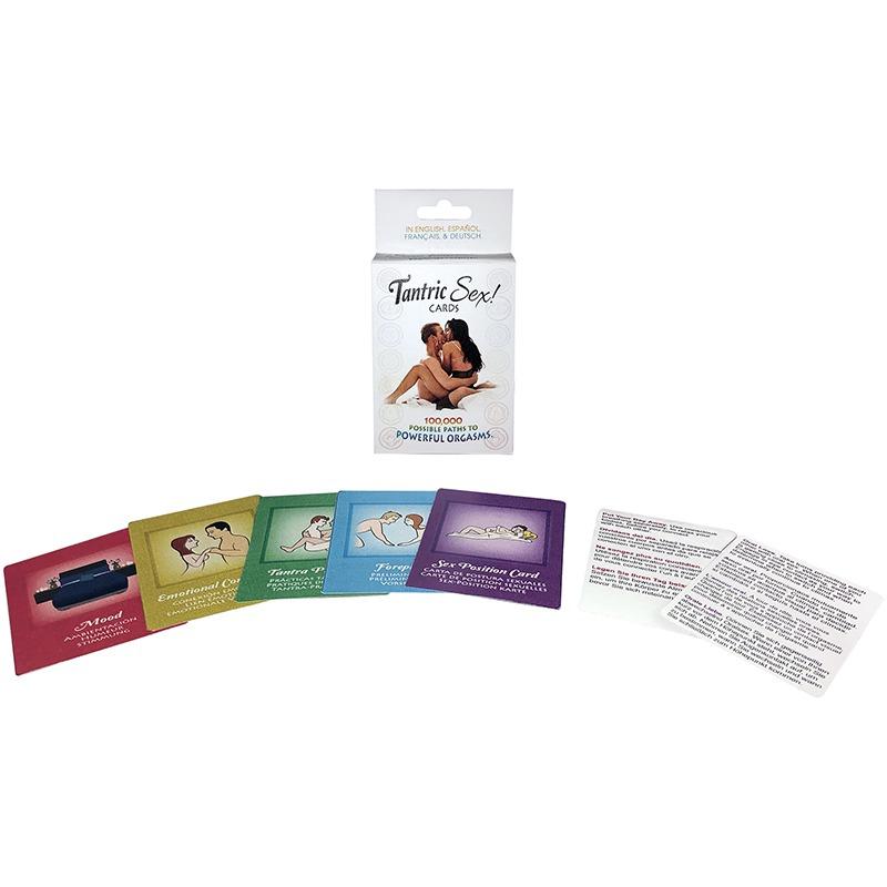 BGC40 Kheper Games Tantric Sex Card Game