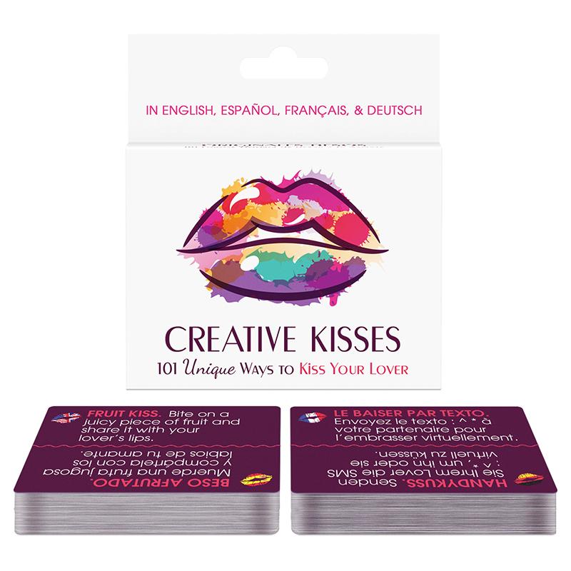 BGR163 Kheper Games Creative Kisses