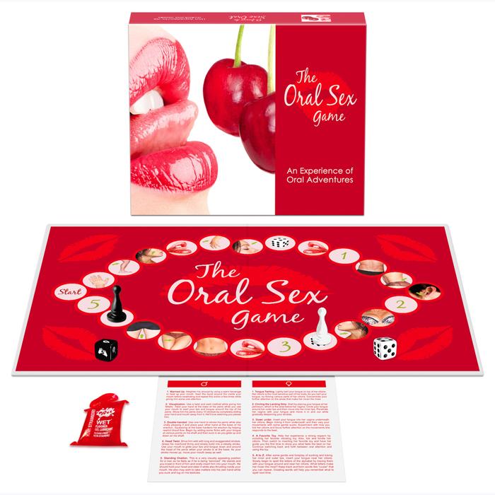 BGR35 Kheper Games The Oral Sex Game