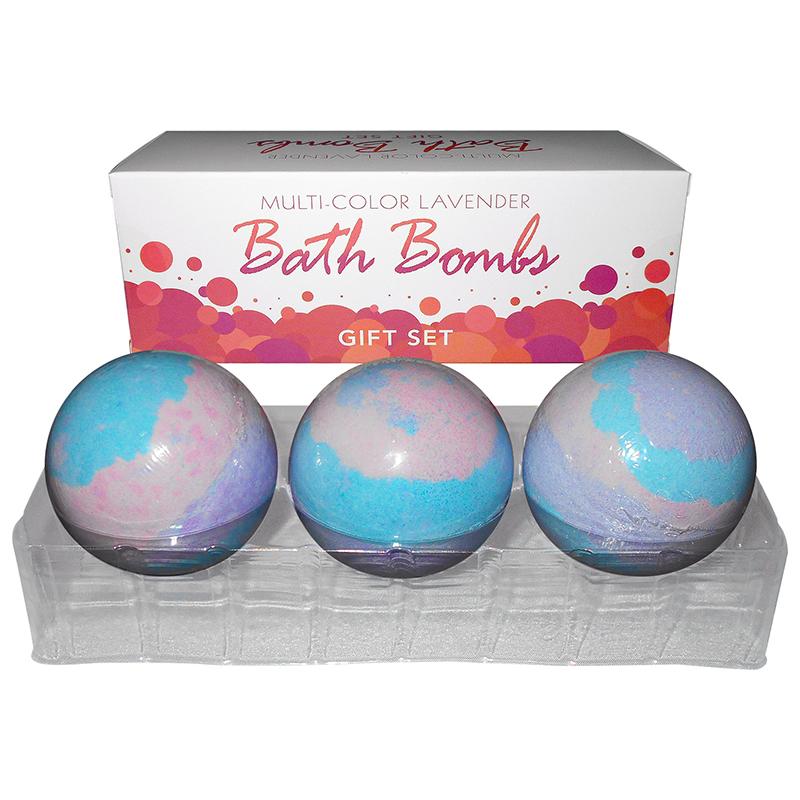 BGR46 Kheper Games Multi-Color Bath Bomb 3 Pack