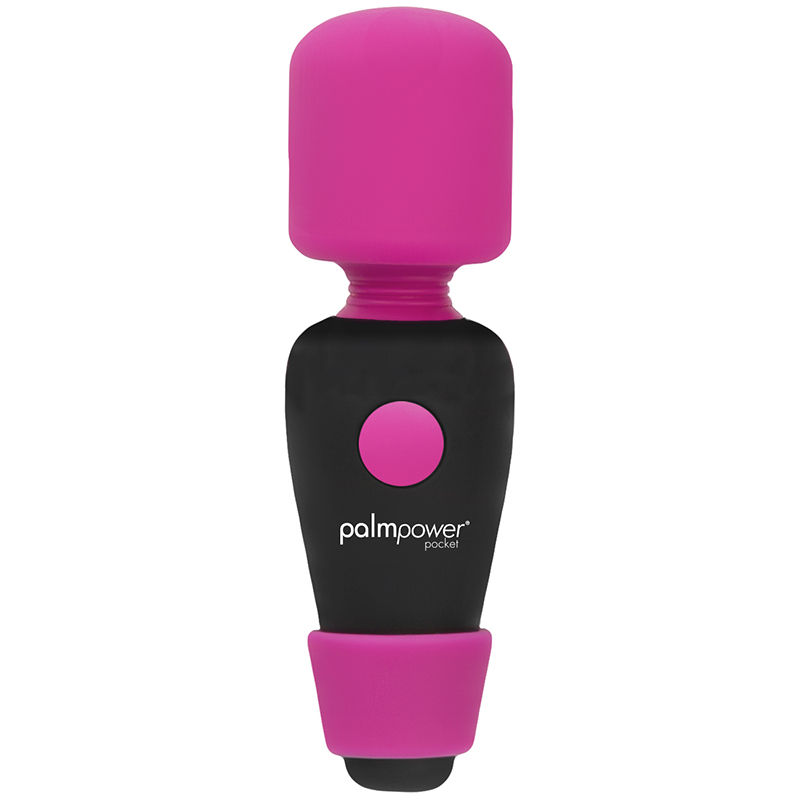 BM30828 BMS Factory  Palm Power Pocket Massager Pink