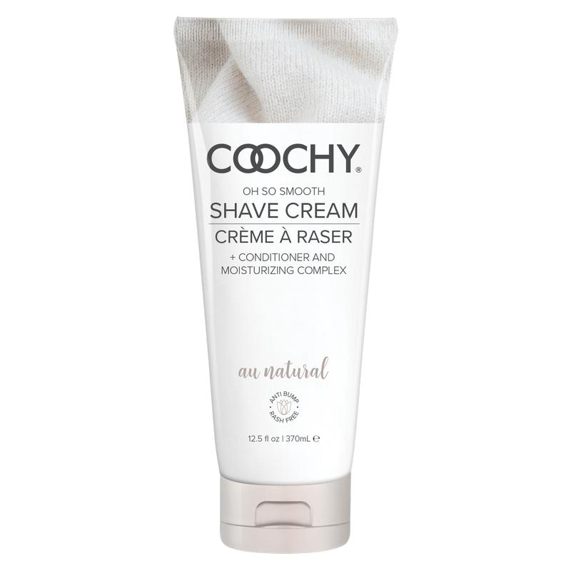 C1001-12 Classic Erotica  12.5 oz Coochy Shave Cream Au Natural