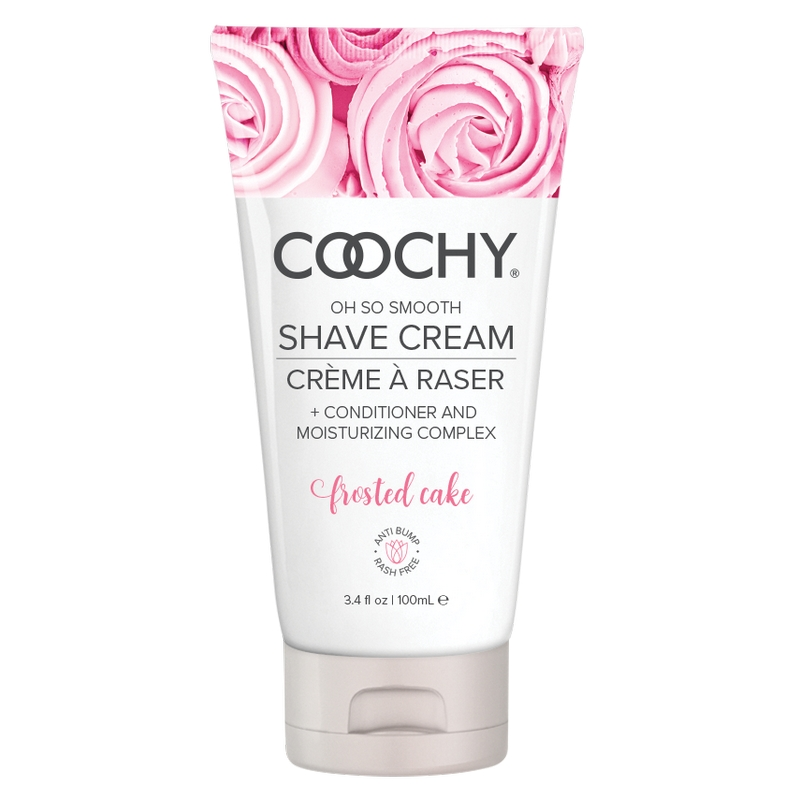 C1003-03 Classic Erotica  3.4 oz Coochy Shave Cream Frosted Cake