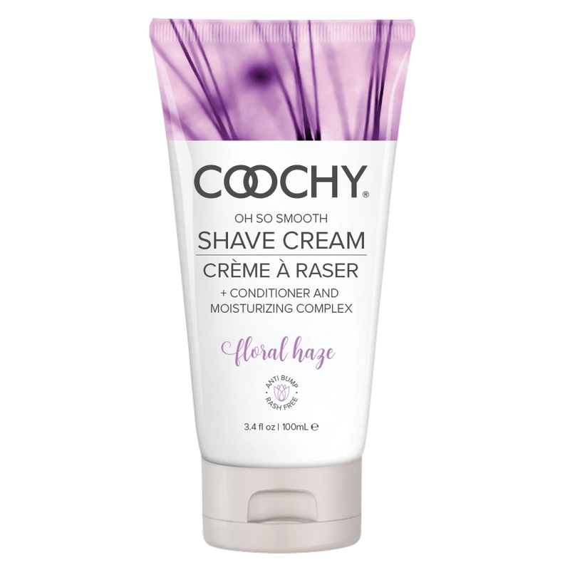 C1004-03 Classic Erotica 3.4 oz Coochy Shave Cream Floral Haze