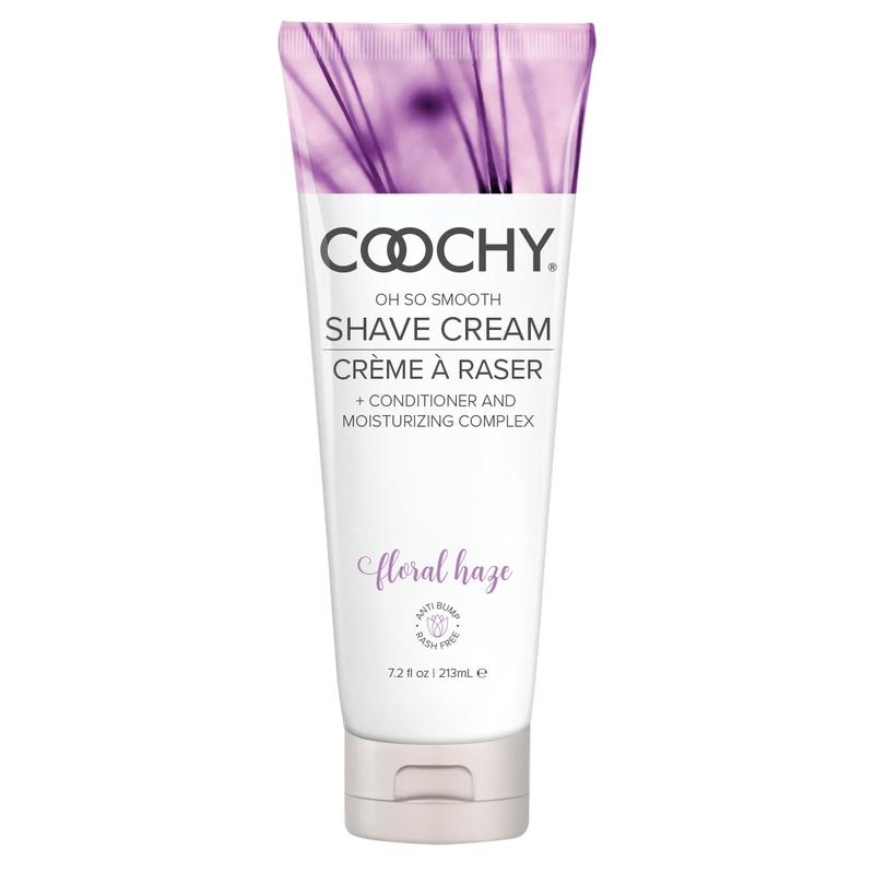 C1004-07 Classic Erotica 7.2 oz Coochy Shave Cream Floral Haze