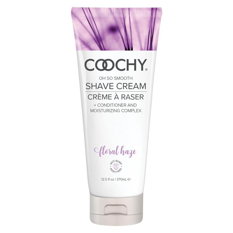 C1004-12 Classic Erotica  12.5 oz Coochy Shave Cream Floral Haze