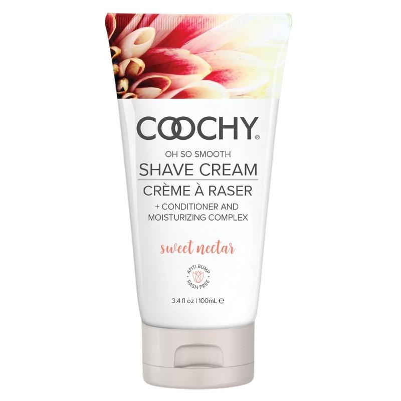 C1006-03 Classic Erotica 3.4 oz Coochy Shave Cream Sweet Nectar
