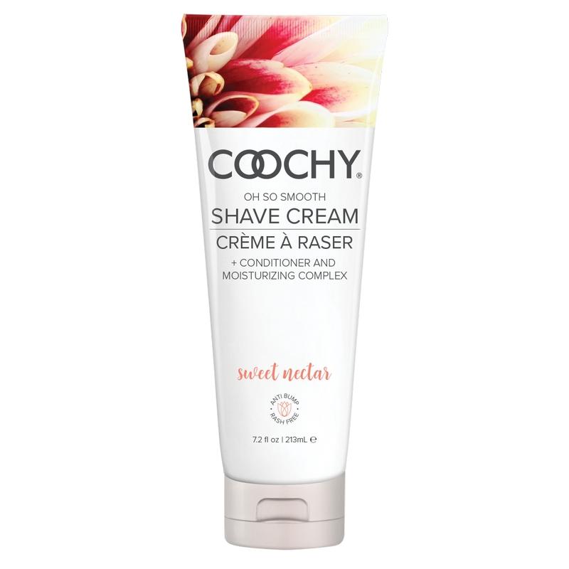 C1006-07 Classic Erotica 7.2 oz Coochy Shave Cream Sweet Nectar