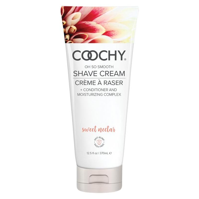 C1006-12 Classic Erotica  12.5 oz Coochy Shave Cream Sweet Nectar