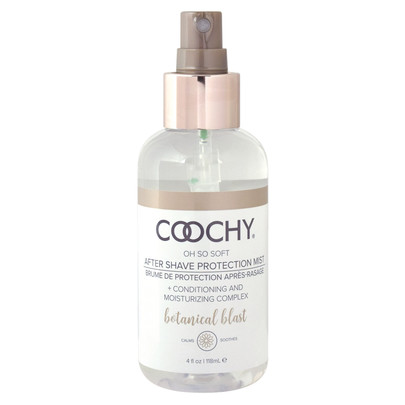 C1019-04A Classic Erotica 4 oz Coochy After Shave Protection Mist Botanical Blast