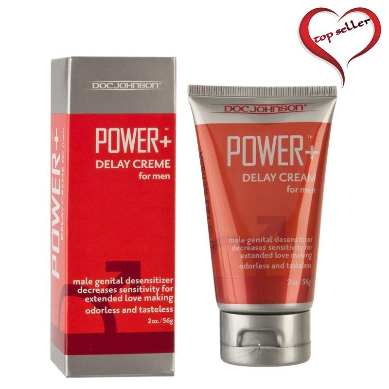D1311-01 BX Doc Johnson  Power + Delay Cream For Men