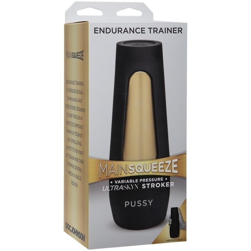 D5202-05 BX Doc Johnson Main Squeeze Endurance Trainer