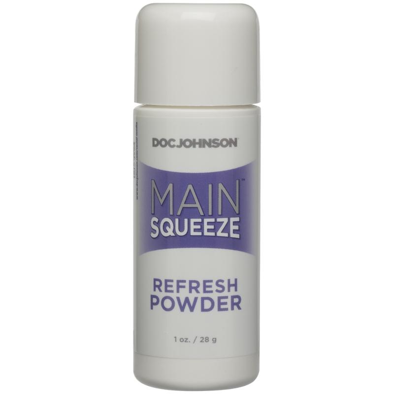 D5205-05 BU Doc Johnson 1 oz. Main Squeeze Refresh Powder
