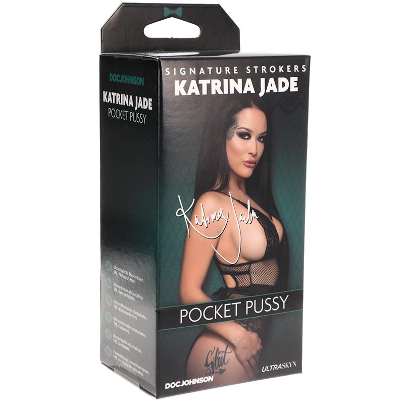 D5510-21 BX Doc Johnson Katrina Jade UltraSkyn Pocket Pussy