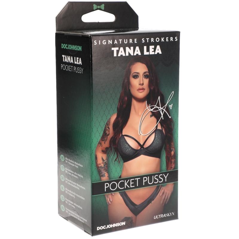 D5510-30 BX Doc Johnson Tana Lea ULTRASKYN™ Pocket Pussy