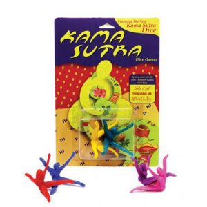 E1946 The Kama Sutra Dice Game SALE PRICEDWHILE STOCK LASTS