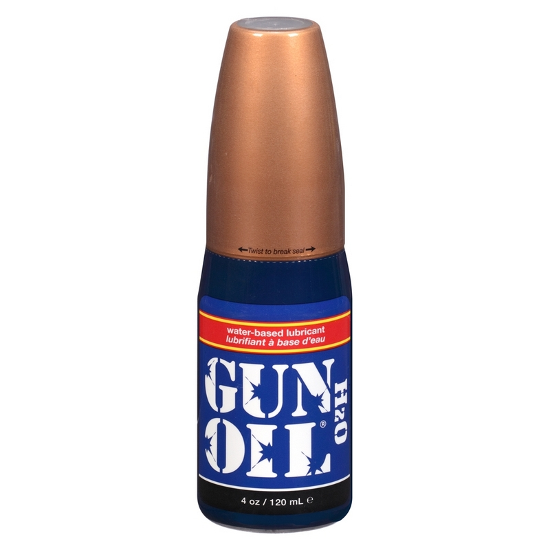 EM1304 Empowered Products 4 oz. Gun Oil H2O Water Based Lube
