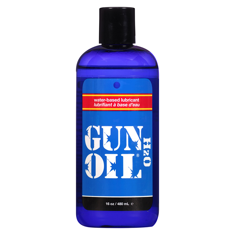 EM1316 Empowered Products 16 oz Gun Oil H2O Water Based Lube