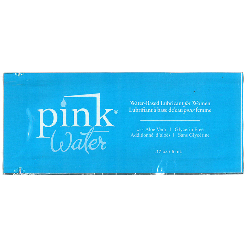 EM1400 Empowered Products .17 oz. Pink Water Sample