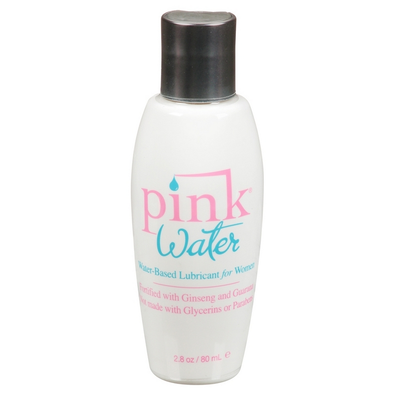 EM1402 Empowered Products 2.8 oz. Pink Water Water Based Lube