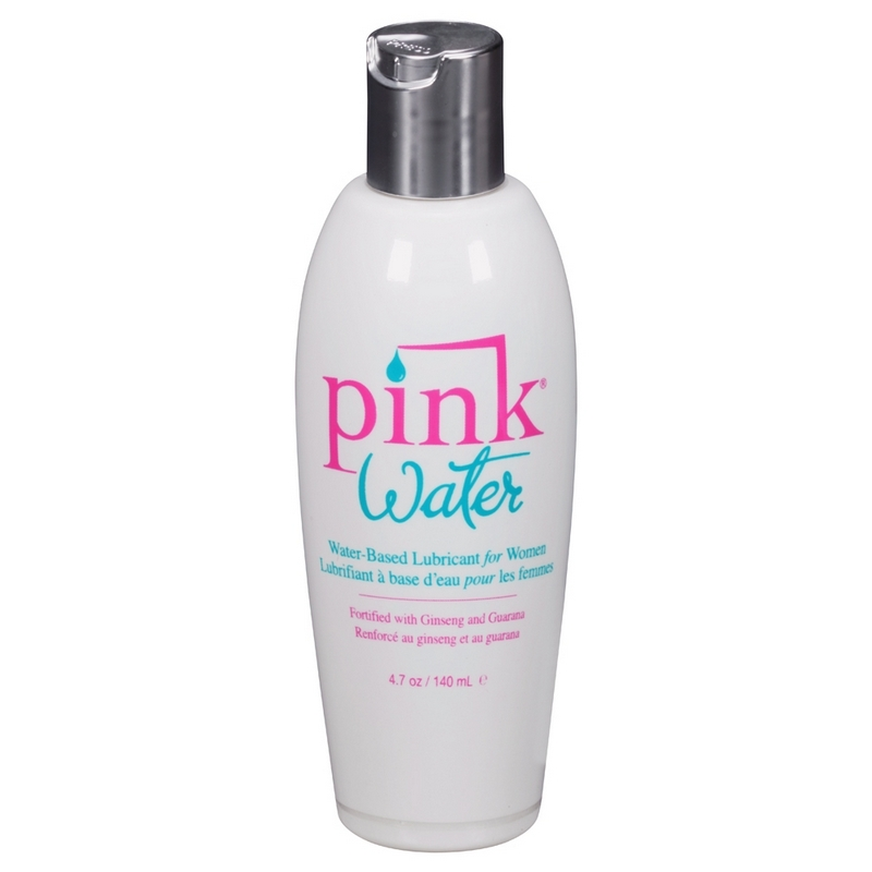 EM1404 Empowered Products 4.7 oz. Pink Water Water Based Lube