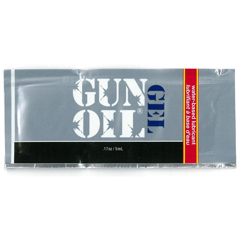 EM1610 Empowered Products .17 oz Gun Oil GEL Sample