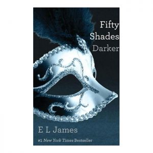 FS1002 Fifty Shades Darker Book 2 SALE PRICEDWHILE STOCK LASTS