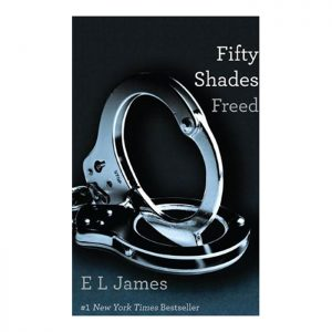 FS1003 Fifty Shades Freed Book 3 SALE PRICEDWHILE STOCK LASTS