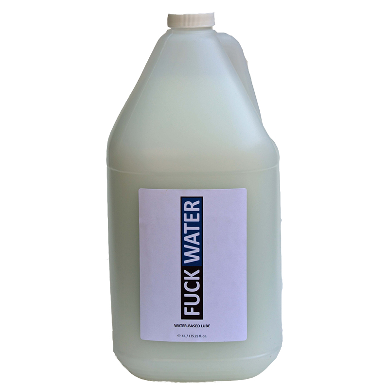 FW1005 Non-Friction Products 4L Jug Fuckwater Water-Based