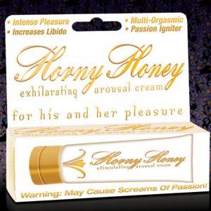 HP2202 Hott Products  Horny Honey Stimulating Gel