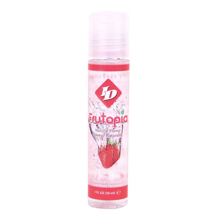 ID1792 ID Lubricants 1 oz. Frutopia Strawberry