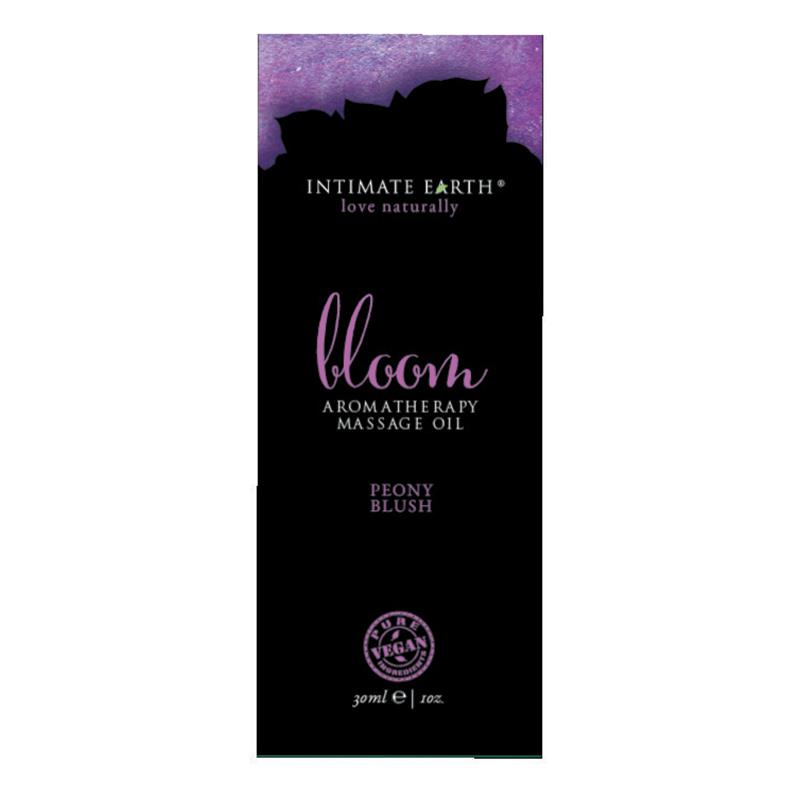INT045F Intimate EarthBloom Massage Oil 30 ml Foil Sample