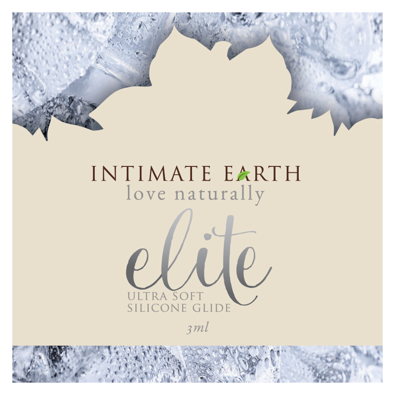 INT049-FOIL Intimate Earth 3 ml Elite Silicone Foil Pac