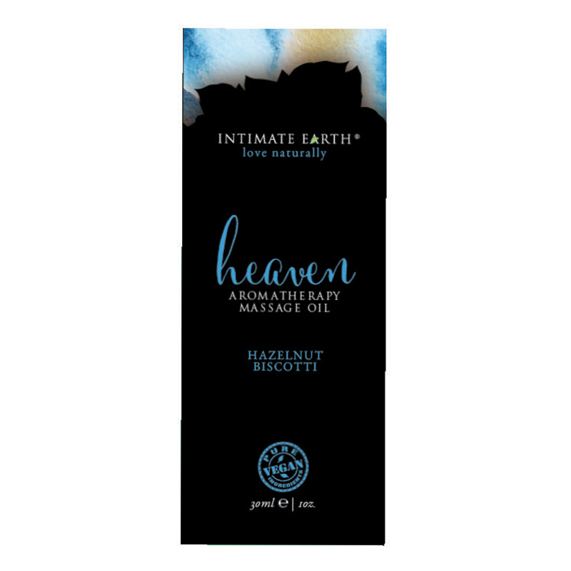 INT051F Intimate EarthHeaven Massage Oil 30 ml Foil Sample