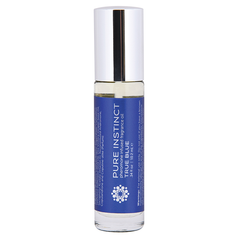 JEL4000-10 Jelique Products Pure Instinct Roll On True Blue Each