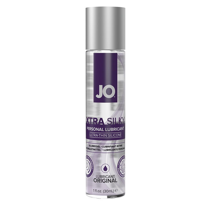 NEW JL10641 System JO JO Personal Lubricant 1 oz. Xtra Silky