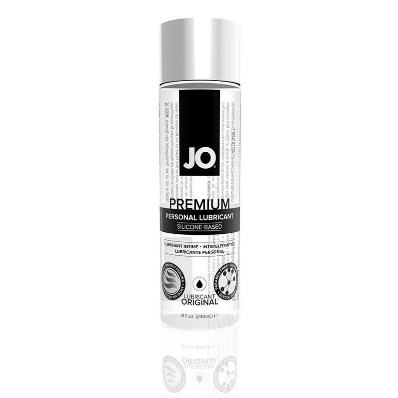 JL40004 System JO  JO Personal Lubricant 8 oz  Premium Silicone